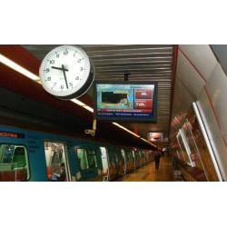 İstasyon Yolcu Bilgilendirme Sistemleri